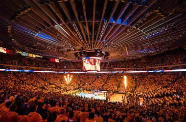 Oracle Arena - Oakland (Photo credit: Kelley L Cox-USA Today Sports)