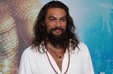 GOLD COAST, AUSTRALIA - DECEMBER 18: Jason Momoa poses at the Australian premiere of Aquaman on December 18, 2018 in Gold Coast, Australia. (Photo by Chris Hyde/Getty Images)