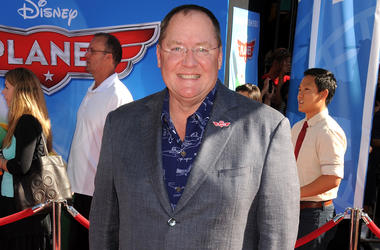 "5 August 2013 - Hollywood, California - John Lasseter. ""Planes"" Los Angeles Premiere held at the El Capitan Theatre. Photo Credit: Byron Purvis/AdMedia/Sipa USA"
