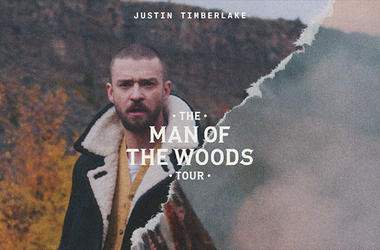Justin Timberlake - The Man Of The Woods Tour (Rescheduled)