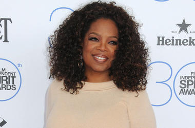 21 February 2015 - Santa Monica, California - Oprah Winfrey. 2015 Film Independent Spirit Awards - Arrivals held at Santa Monica Beach. Photo Credit: Byron Purvis/AdMedia/Sipa USA