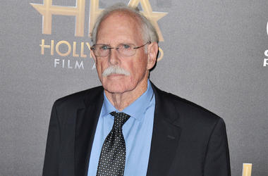 Bruce Dern arrives at the 19th Annual Hollywood Film Awards held at the TCL Chinese Theatre IMAX in Hollywood, CA on November 1, 2015. (Photo By Sthanlee B. Mirador)