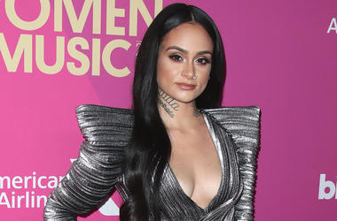 HOLLYWOOD- NOVEMBER 30: Kehlani at Billboard Women in Music 2017 at the Ray Dolby Ballroom on November 30, 2017 in Hollywood, California.
