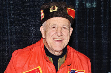 01 October 2017 - Hamilton, Ontario, Canada. WWE Legend wrestler Nikolai Volkoff at Hamilton Comic Con at the Canadian Warplane Heritage Museum. Photo Credit: Brent Perniac/AdMedia
