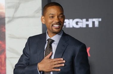 "13 December 2017 - Los Angeles, California - Will Smith. ""Bright"" Los Angeles Premiere held at Regency Village Theatre. Photo Credit: F. Sadou/AdMedia"