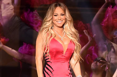 LOS ANGELES - OCTOBER 9: Mariah Carey onstage at the 2018 American Music Awards at the Microsoft Theatre on October 9, 2018 in Los Angeles, California. (Photo by Frank Micelotta/PictureGroup/Sipa USA)
