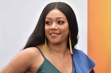 """Actress Tiffany Haddish attends """"Nobody's Fool"""" New York Premiere at the AMC Lincoln Square Cinemas in New York, NY, on October 28, 2018. (Photo by Anthony Behar/Sipa USA)"""