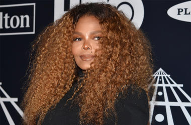 Singer Janet Jackson attends the 2019 Rock & Roll Hall Of Fame Induction Ceremony at Barclays Center in the New York City borough of Brooklyn, NY, March 29, 2019. (Photo by Anthony Behar/Sipa USA)