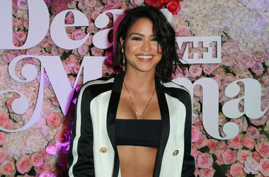 "LOS ANGELES, CA - MAY 03: Music artist Cassie Ventura attends the VH1's 3rd Annual ""Dear Mama: A Love Letter To Moms"" - Cocktail Reception at The Theatre at Ace Hotel on May 3, 2018 in Los Angeles, California. (Photo by Leon Bennett/Getty Images)"