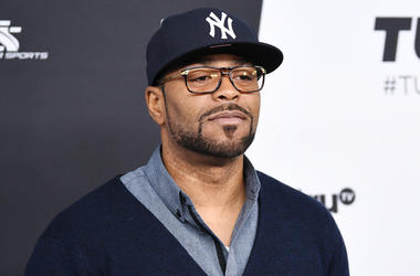 NEW YORK, NY - MAY 16: Method Man attends the Turner Upfront 2018 arrivals on the red carpet at The Theater at Madison Square Garden on May 16, 2018 in New York City. 376263 (Photo by Dimitrios Kambouris/Getty Images for Turner)