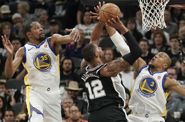 Warriors/Spurs Game 4