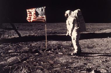 """Edwin E. """"Buzz"""" Aldrin Jr."""