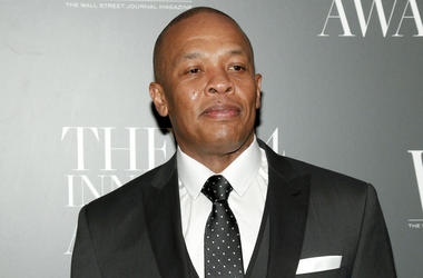 In this Nov. 5, 2014 file photo, Dr. Dre attends the WSJ. Magazine 2014 Innovator Awards at MoMA in New York. Dr. Dre has lost his trademark fight against Dr. Drai. The rapper objected to the trademark application of the Pennsylvania gynecologist whose ni