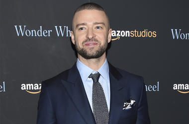 "In this Nov. 14, 2017 file photo, singer-actor Justin Timberlake attends a special screening of his film, ""Wonder Wheel"", in New York. Harper Design announced Friday, Aug. 10, that Timberlake has a book out this fall. ""Hindsight & All the Things I Can't S"