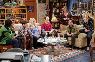 The Cast of 'Big Bang Theory' (Photo credit: CBS)