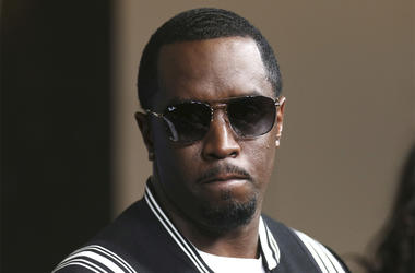 """In this May 30, 2018, file photo, Sean Combs arrives at the LA Premiere of """"The Four: Battle For Stardom"""" at the CBS Radford Studio Center in Los Angeles. Combs has pledged $1 million to a network of charter schools for a new location in the Bronx. (Photo"""