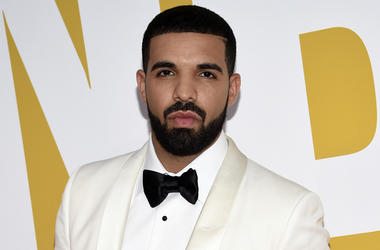 In this June 26, 2017 file photo, Canadian rapper Drake arrives at the NBA Awards in New York. Drake is the Spotify's most-streamed artist of the year globally. Spotify announced Tuesday, Dec. 4, 2018, that the rapper earned 8.2 billion streams in 2018. H
