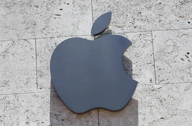 In this Aug. 8, 2017, file photo, the Apple logo is shown at a store in Miami Beach, Fla. Apple released a statement early Thursday, Dec. 13, 2018, saying it plans to build a $1 billion campus in Austin, Texas. The company's statement says its plans also