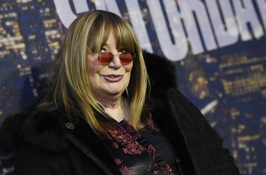 In this Feb. 15, 2015 file photo, actress and director Penny Marshall attends the SNL 40th Anniversary Special in New York. Marshall died of complications from diabetes on Monday, Dec. 17, 2018, at her Hollywood Hills home. She was 75. (Photo by Evan Agos