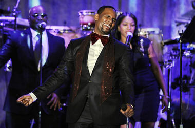 This Feb. 12, 2011 file photo shows R. Kelly performing at the pre-Grammy gala & salute to industry icons with Clive Davis honoring David Geffen in Beverly Hills, Calif. Kelly, one of the top-selling recording artists of all time, has been hounded for yea