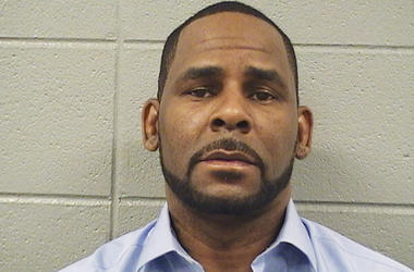 In this Wednesday, March 6, 2019 booking photo released by the Cook County Sheriff's Office is R. Kelly. (Cook County Sheriff's Office via AP)