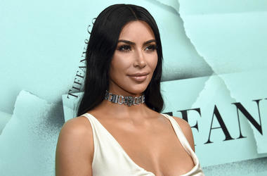 This Oct. 9, 2018 file photo shows Kim Kardashian West at the Tiffany & Co. 2018 Blue Book Collection: The Four Seasons of Tiffany celebration in New York. (Photo by Evan Agostini/Invision/AP, File)