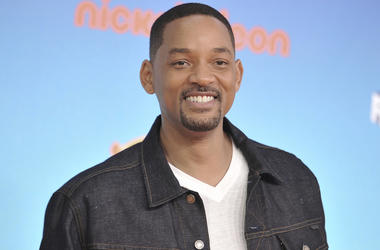 In this March 23, 2019, file photo, Will Smith arrives at the Nickelodeon Kids' Choice Awards in Los Angeles. (Photo by Richard Shotwell/Invision/AP, File)