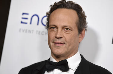 In this Thursday, Nov. 29, 2018 file photo, Vince Vaughn arrives at the American Cinematheque Award ceremony honoring Bradley Cooper at the Beverly Hilton Hotel in Beverly Hills, California. (Photo by Jordan Strauss/Invision/AP, File)