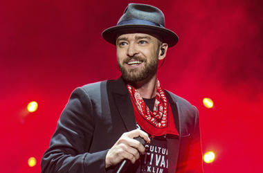 In this Sept. 23, 2017 file photo, Justin Timberlake performs at the Pilgrimage Music and Cultural Festival in Franklin, Tennessee. (Amy Harris/Invision/AP, File)