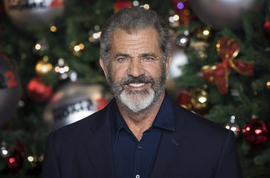 "This Nov. 16, 2017 file photo shows actor Mel Gibson at the premiere of ""Daddys Home 2,"" in London. (Photo by Vianney Le Caer/Invision/AP, File)"