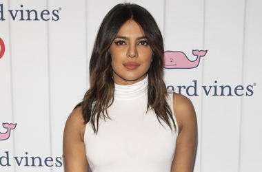 Actress Priyanka Chopra attends the Vineyard Vines for Target launch event at Brookfield Place on Thursday, May 9, 2019, in New York. (Photo by Andy Kropa/Invision/AP)