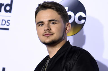 In this May 21, 2017 file photo, Prince Jackson poses in the press room at the Billboard Music Awards in Las Vegas. (Photo by Richard Shotwell/Invision/AP, File)