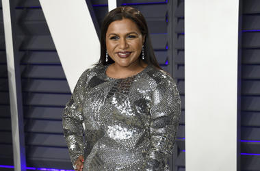 This Feb. 24, 2019 file photo shows Mindy Kaling at the Vanity Fair Oscar Party in Beverly Hills, Calif. Kaling plans to release a third collection of essays in the summer 2020. (Photo by Evan Agostini/Invision/AP, File)