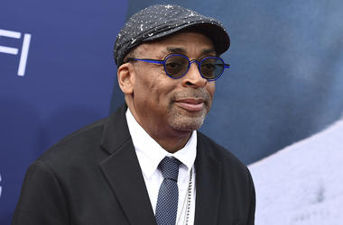 Spike Lee arrives at the 47th AFI Life Achievement Award honoring Denzel Washington at the Dolby Theatre on Thursday, June 6, 2019 in Los Angeles. (Photo by Jordan Strauss/Invision/AP)