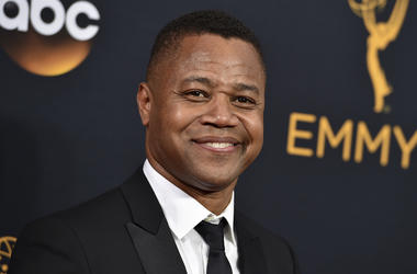 In this Sept. 18, 2016 file photo, Cuba Gooding Jr. arrives at the 68th Primetime Emmy Awards in Los Angeles. (Photo by Jordan Strauss/Invision/AP, File)