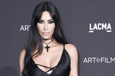 In this Nov. 3, 2018, file photo, Kim Kardashian West attends the 2018 LACMA Art+Film Gala at Los Angeles County Museum of Art in Los Angeles. (Photo by Richard Shotwell/Invision/AP, File)