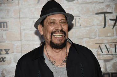 In this March 16, 2017 file photo, actor Danny Trejo arrives at the TAO, Beauty and Essex, Avenue and Luchini Los Angeles grand opening. (Photo by Chris Pizzello/Invision/AP, File)
