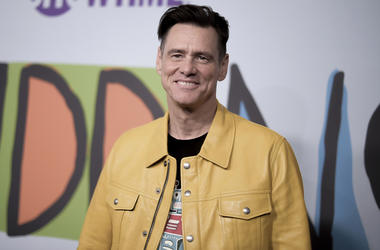 """In this Sept. 5, 2018 file photo, Jim Carrey attends the LA Premiere of """"Kidding """"at ArcLight Hollywood in Los Angeles. (Photo by Richard Shotwell/Invision/AP, File)"""