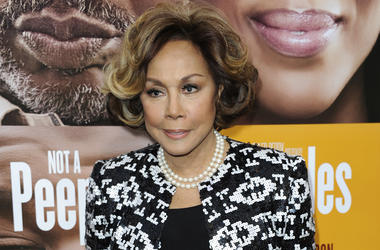 """This May 8, 2013 file photo shows Diahann Carroll at the world premiere of """"Peeples"""" in Los Angeles. (Photo by Richard Shotwell/Invision/AP, File)"""