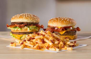McDonald's Bacon Classics