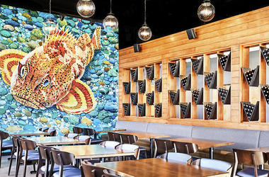 Ballast Point Brewery at Downtown Disney (Photo credit: Jenna Peffley/Ballast Point Brewing Co.)