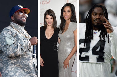 Big Boi, Padma Lakshmi & Gail Simmons and Marshawn Lynch