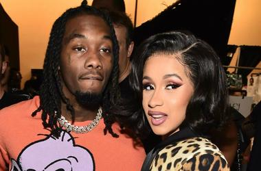 Cardi B and Offset (Photo credit: © Theo Wargo/Getty Images)