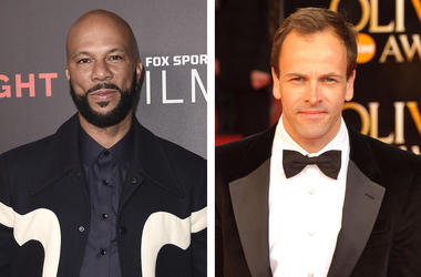 Common and Jonny Lee Miller (Photo credit: Scott Kirkland/Fox/PictureGroup/PA Images/Sipa USA)
