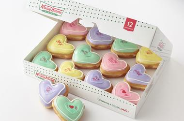 Conversation Doughnuts