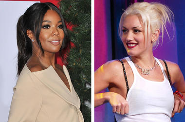 Gabrielle Union and Gwen Stefani (Photo credit: Sthanlee B. Mirador/Sipa USA/Scott Gries/ImageDirect)