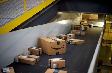 Amazon.com Boxes