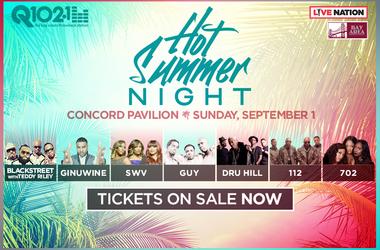 Hot Summer Night 2019
