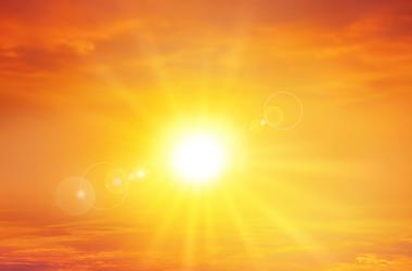 Hot, Sun, Sunny Day, Bright, Summer
