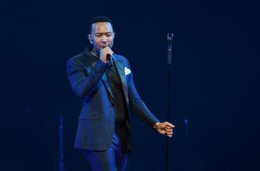 John Legend (Photo credit: © Ron Elkman/USA Today Network)